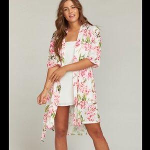 Show Me Your Mumu Garden Of Blooms Robe